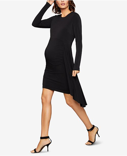 A Pea in the Pod Maternity High-Low Dress