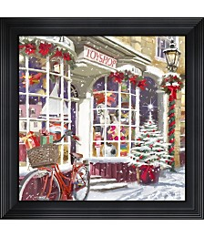 Toy Shop 4 by The Macneil Studio Framed Art