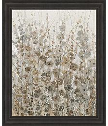 Early Fall Flowers I by Timothy O'Toole Framed Art