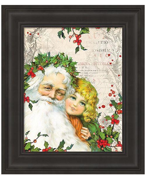 Metaverse Vintage Holiday III by Katie Pertiet Framed Art