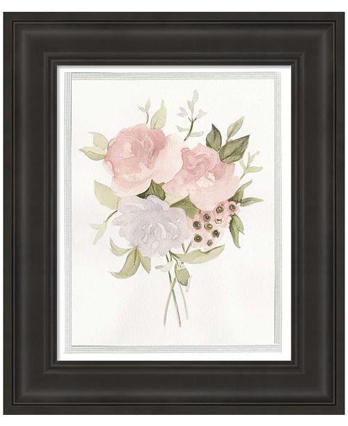 Metaverse Soft Bouquet II by Emma Scarvey Framed Art