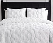 VCNY Home Atoll 3-Pc. King Embossed Duvet Cover Set