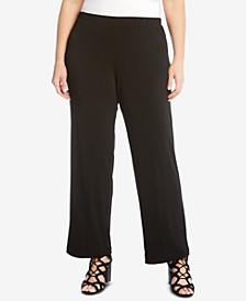 Plus Size Pull-On Pants