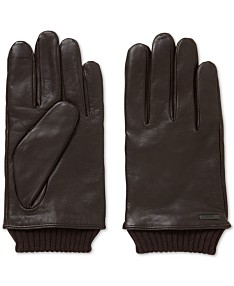 c39929e703c24 Leather Gloves: Shop Leather Gloves - Macy's