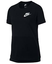 Nike Big Girls Mesh T-Shirt
