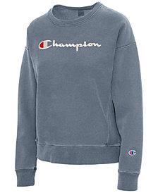 Champion Script Logo Hoodie