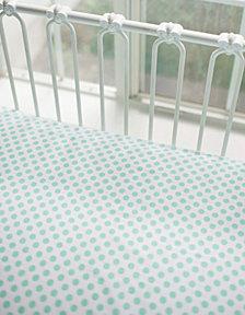 Sweethearts Crib Sheet