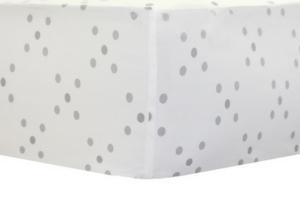 My Baby Sam Imagine Crib Sheet Bedding In Gray