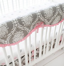 Olivia Rose Crib Rail Cover