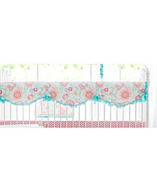Gypsy Baby Crib Rail Cover