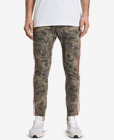 Men's Slim-Fit Camo Pants