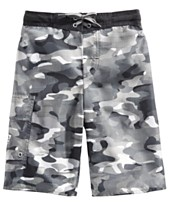 7c647493dd Boys Swim Trunks: Shop Boys Swim Trunks - Macy's