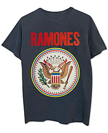Ramones Crest Men's Graphic T-Shirt
