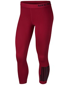 Nike Pro Just Do It Cropped Leggings