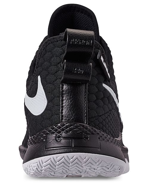 27d178776f0 Nike Men s LeBron Witness III Basketball Sneakers from Finish Line ...