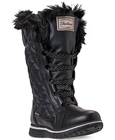 Skechers Women's Estate Winter Boots from Finish Line