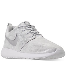 Nike Women's Roshe One Premium Casual Sneakers from Finish Line