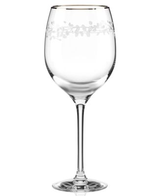 Gardner Street Platinum Signature  Iced Beverage Glass