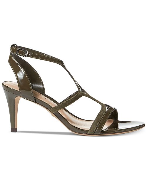 2654f771c1b Lauren Ralph Lauren Gilah Strappy Sandals   Reviews - Sandals   Flip ...