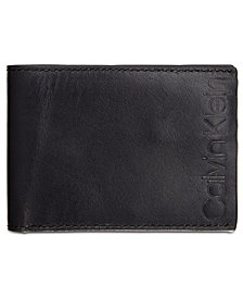 Calvin Klein Boomy Leather Wallet