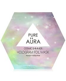Pure Aura Cosmic Shimmer Hologram Foil Mask
