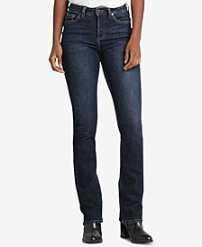 Silver Jeans Co. Mazy Slim Bootcut Jeans