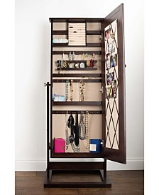 Cheval Pinboard Jewelry Storage Mirror