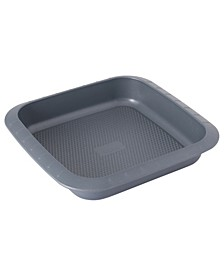 "Gem Collection Nonstick Square 10"" Cake Pan"