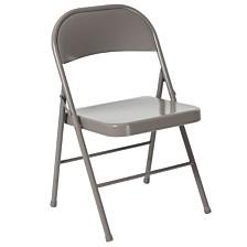 Hercules Series Double Braced Folding Chair