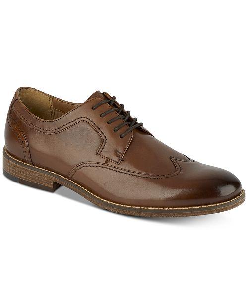 Dockers Men's Ryland Leather Wingtip Oxfords