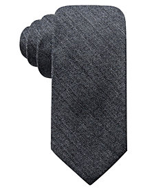 Ryan Seacrest Distinction™ Men's Tymon Seasonal Solid Slim Tie, Created for Macy's
