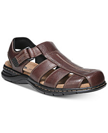 Dr. Scholl's Men's Gaston Leather Sandals