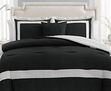 VCNY Home Avondale Hotel 3-Pc. Queen Comforter Set