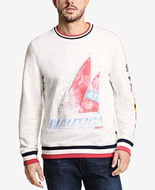 Nautica Men's Artists Graphic Sweatshirt