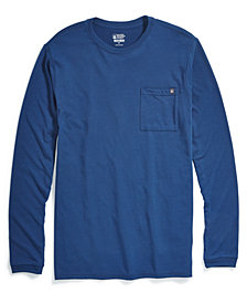 EMS® Men's Techwick® Vital Pocket Long-Sleeve Tee