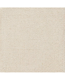 "Surya Mystique M-262 Cream 18"" Square Swatch"