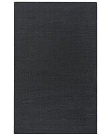 "Surya Mystique M-341 Charcoal 3'3"" x 5'3"" Area Rug"