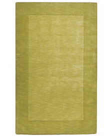 Surya Mystique M-346 Lime 6' x 9' Area Rug