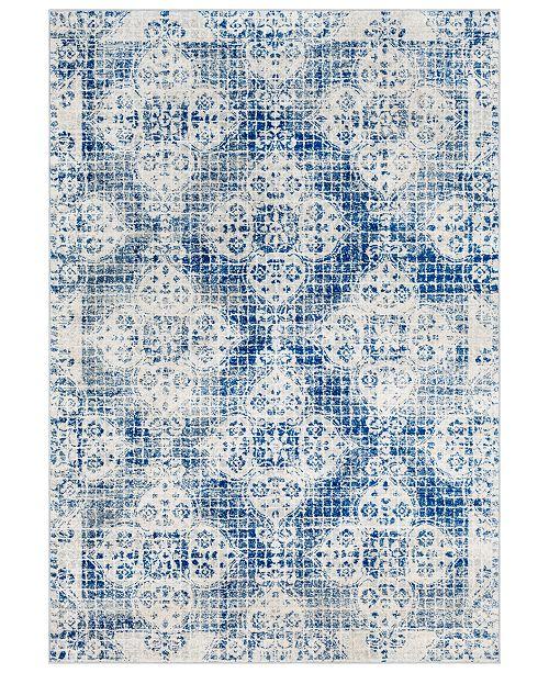 "Surya Harput HAP-1082 Dark Blue 3'11"" x 5'7"" Area Rug"
