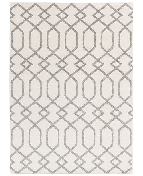"Surya Horizon HRZ-1048 Medium Gray 9'3"" x 12'6"" Area Rug"