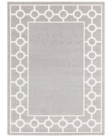 "Surya Horizon HRZ-1062 Medium Gray 3'3"" x 5' Area Rug"