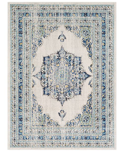 Surya Harput HAP-1031 Dark Blue 2' x 3' Area Rug