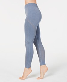 Lemon Piqué Flex Leggings