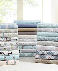 True North Cotton Flannel Sheet Sets
