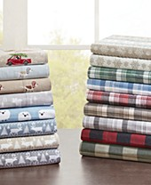 Flannel Bed Sheets Macy S