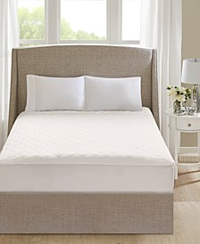 100% Cotton Deep Pocket Electric Queen Mattress Pad
