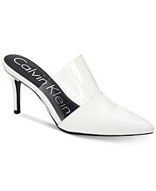 Calvin Klein Women's Graycie Mules