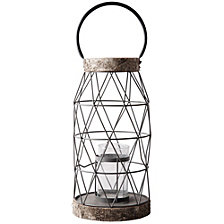 Home Essentials Bark Lantern