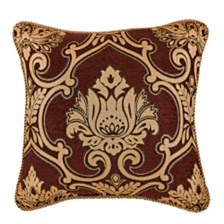 Croscill Gianna Square Pillow 18x18