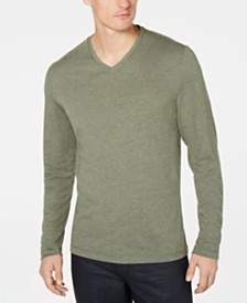 Alfani Men's V-Neck T-Shirt, Created for Macy's